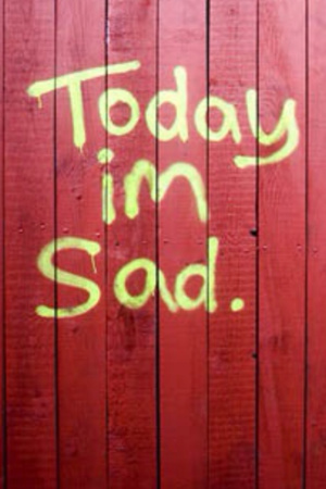 Today Im Sad IPhone Wallpaper Mobile Wallpaper