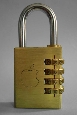 Apple Lockdown IPhone Wallpaper Mobile Wallpaper