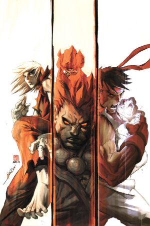 Street Fighter IPhone Wallpaper Mobile Wallpaper