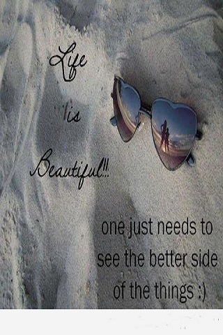 Life Is Beautiful IPhone Wallpaper Mobile Wallpaper