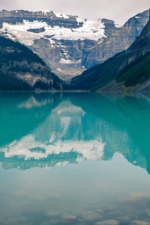 Lake Louise Canada IPhone Wallpaper Mobile Wallpaper