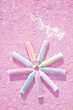 Pencils Pink Crayon IPhone Wallpaper Mobile Wallpaper