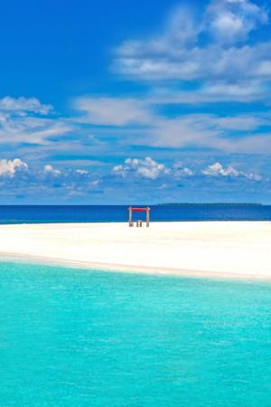 Beautiful Tropical Beach IPhone Wallpaper Mobile Wallpaper