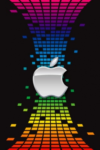 Disco Music Apple IPhone Wallpaper Mobile Wallpaper