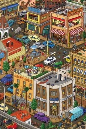 Ic4 City Game IPhone Wallpaper Mobile Wallpaper