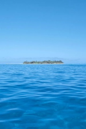 Island Blue Sea IPhone Wallpaper Mobile Wallpaper