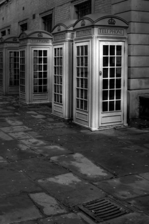 Telephone Booth IPhone Wallpaper Mobile Wallpaper