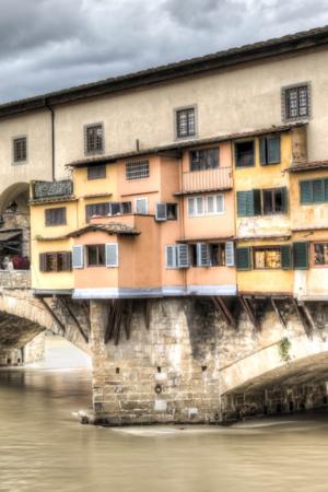Ponte Vecchio Florence IPhone Wallpaper Mobile Wallpaper