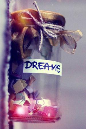 Dreams In Jar IPhone Wallpaper Mobile Wallpaper