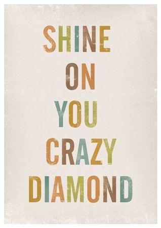 Shine On You Mobile Wallpaper