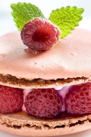Yummy Raspberry Cookies IPhone Wallpaper Mobile Wallpaper