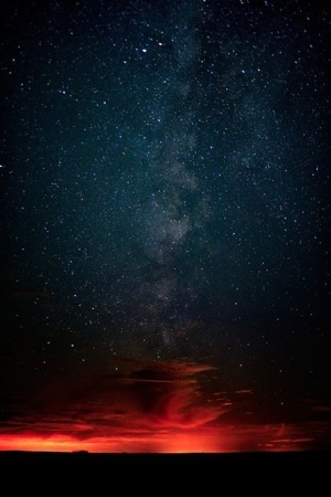 Night Red Blacky IPhone Wallpaper Mobile Wallpaper