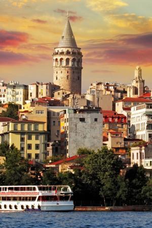 Istanbul Turkey Sea IPhone Wallpaper Mobile Wallpaper