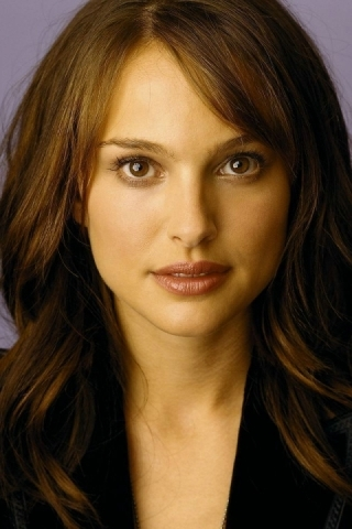 Natalie Portman IPhone Wallpaper Mobile Wallpaper