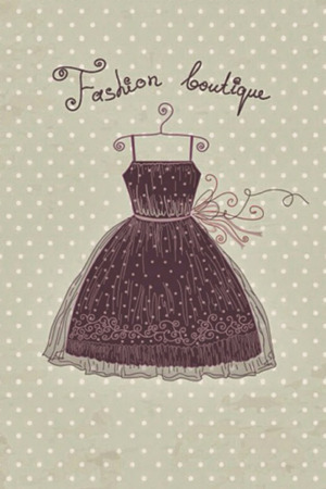 Fashion Boutique Dress IPhone Wallpaper Mobile Wallpaper