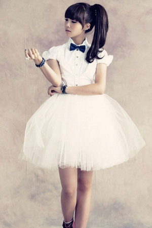 Jung- Eun Ji Nice Dress IPhone Wallpaper Mobile Wallpaper