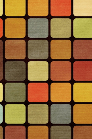 Abstract Cube Squares IPhone Wallpaper Mobile Wallpaper