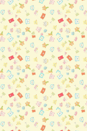 Cute Cartoon Kitties IPhone Wallpaper Mobile Wallpaper