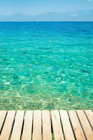 Clear Tropical Ocean Water IPhone Wallpaper Mobile Wallpaper