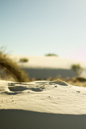 Desert White Sand Nature IPhone Wallpaper Mobile Wallpaper