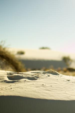 Desert White Sand Nature IPhone Wallpaper Mobile Wallpaper
