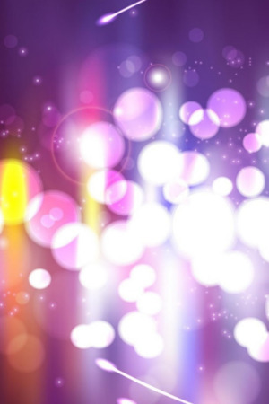 Abstract Colors Circle Purple IPhone Wallpaper Mobile Wallpaper