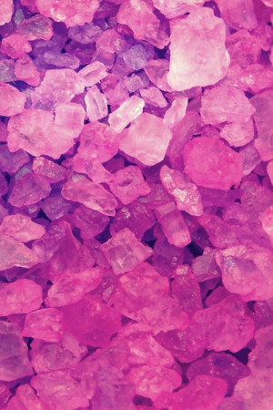 Pink Crystals Stones IPhone Wallpaper Mobile Wallpaper