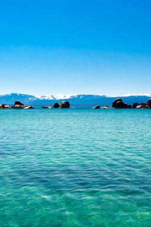 Clear Ocean Nature IPhone Wallpaper Mobile Wallpaper