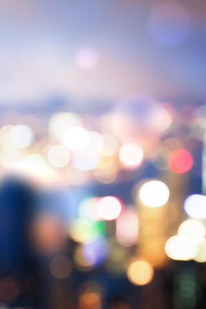 Blurry Bokeh HD IPhone Wallpaper Mobile Wallpaper