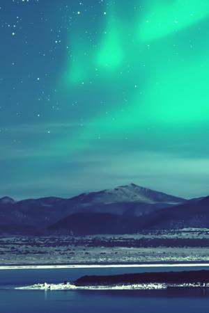 Fantasy Sea Sky Color Shine IPhone Wallpaper Mobile Wallpaper