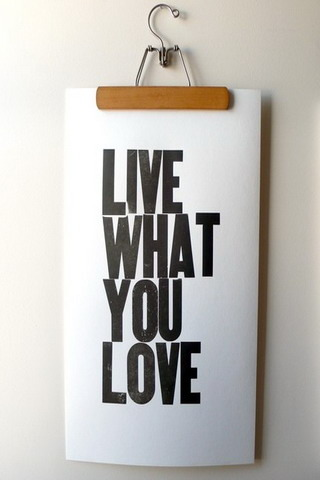 Live What You Love IPhone Wallpaper Mobile Wallpaper