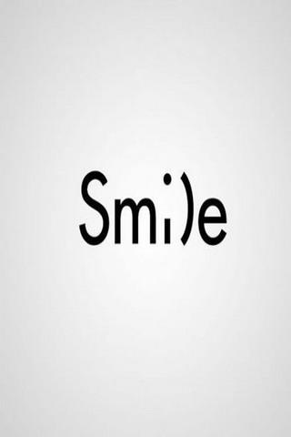Please Smile IPhone Wallpaper Mobile Wallpaper