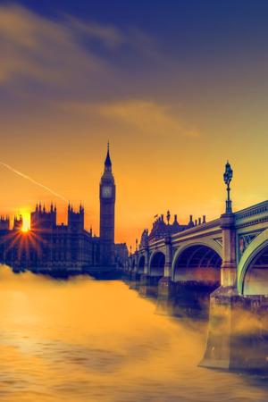 Lovely Sunset Bridge City IPhone Wallpaper Mobile Wallpaper