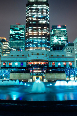 Carbot Place Buildings Lights IPhone Wallpaper Mobile Wallpaper