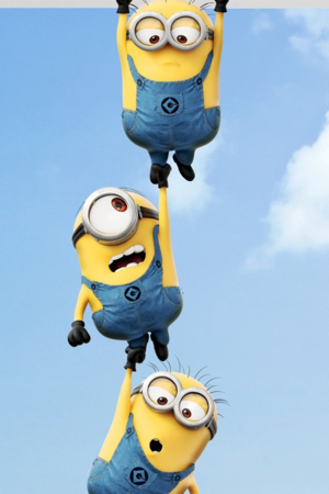 Despicable Me Funny View IPhone Wallpaper Mobile Wallpaper