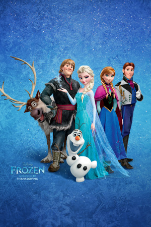 Frozen Disney Cartoon IPhone Wallpaper Mobile Wallpaper