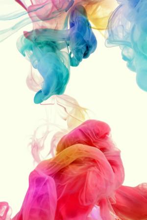 Dancing Ink Smoke Abstract Cute IPhone Wallpaper Mobile Wallpaper