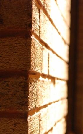 Wall Bricks Evening IPhone Wallpaper Mobile Wallpaper