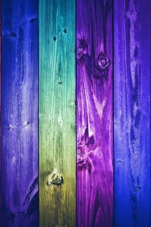 Abstract Blue Art Wood IPhone Wallpaper Mobile Wallpaper