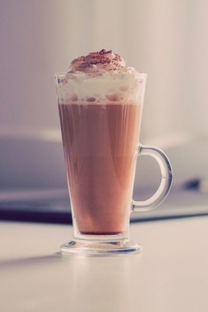 Coffee Sweet Yummy IPhone Wallpaper Mobile Wallpaper