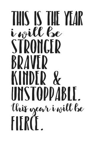 Stronger And Braver IPhone Wallpaper Mobile Wallpaper
