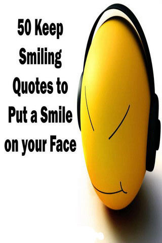 Keep Smiling On Your Face IPhone Wallpaper Mobile Wallpaper