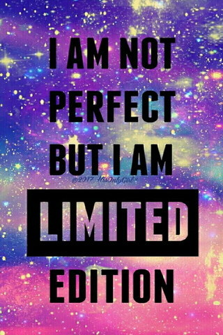 But I Am Limited Edition IPhone Wallpaper Mobile Wallpaper