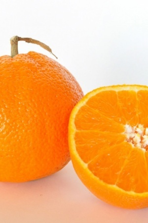 Orange Fruit For Juice IPhone Wallpaper Mobile Wallpaper
