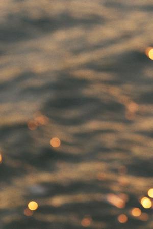 Night Lake Bokeh And Sunset IPhone Wallpaper Mobile Wallpaper