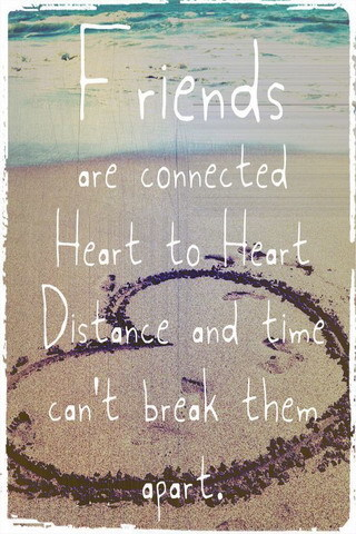 Friends Are Connected IPhone Wallpaper Mobile Wallpaper