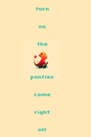 Cute Funny Panties Come Right IPhone Wallpaper Mobile Wallpaper