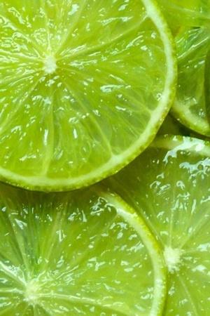 Fresh Green Lemons IPhone Wallpaper Mobile Wallpaper