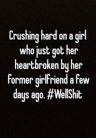 Crushing Hard On A Girl IPhone Wallpaper Mobile Wallpaper