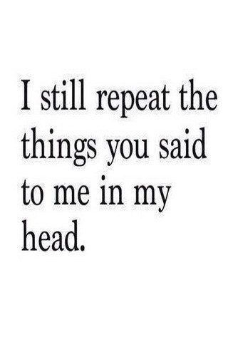 I Still Repeat The Things You Said IPhone Wallpaper Mobile Wallpaper